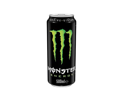 Енергийна напитка Монстър 500мл Енерджи