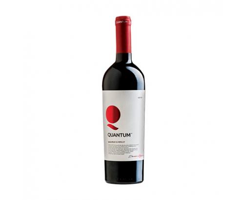 Вино Куантум 750мл Мавруд и Мерло