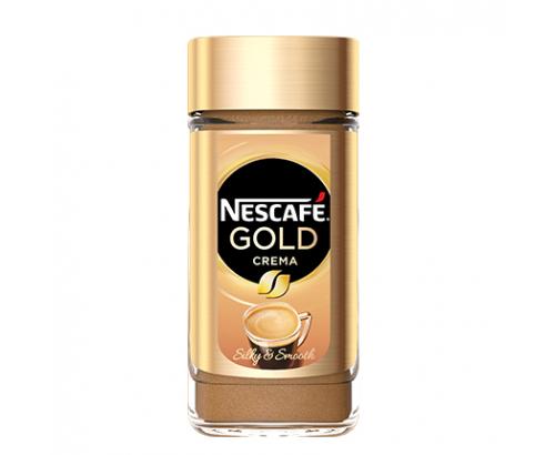 Разтворимо кафе Нескафе Голд 200г Крема