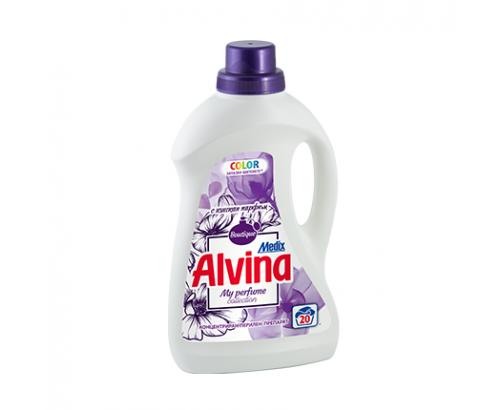 Гел за пране Медикс Алвина 1,1л Бутик