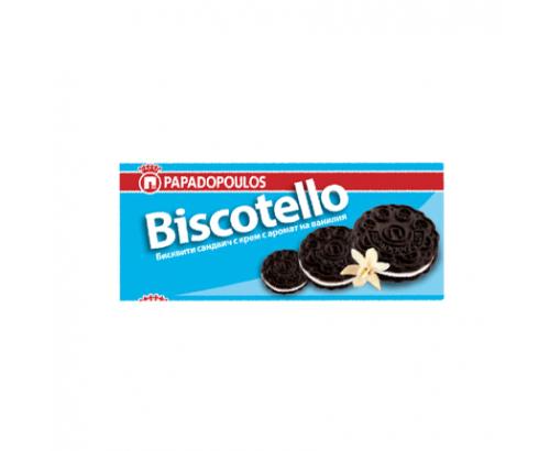 Бисквити Бискотело 85г Ванилия
