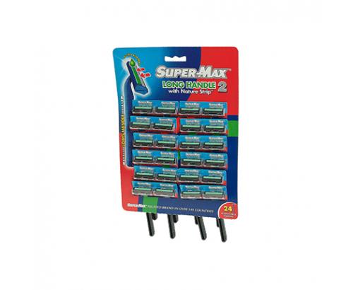 Еднократна самобръсначка Супермакс 2 Мъжка