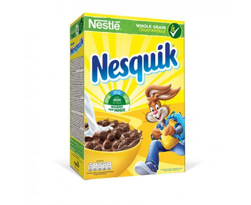 Зърнена закуска Нестле Нескуик 375г