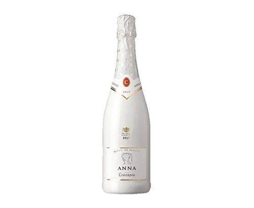 Пенливо вино Анна де Кодорню Кава Блан де Блан 750мл
