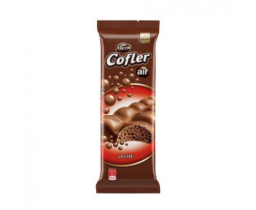 Аеро шоколад Кофлер 55г Млечен