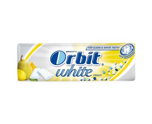 Дъвки Орбит 10бр Уайт Фрут
