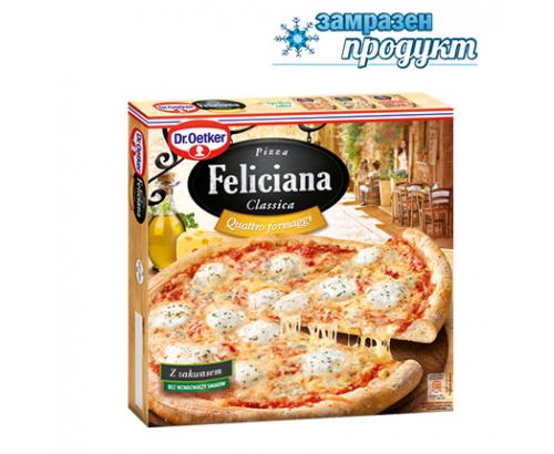 Пица Д-р Йоткер Феличиана 325г Четири сирена