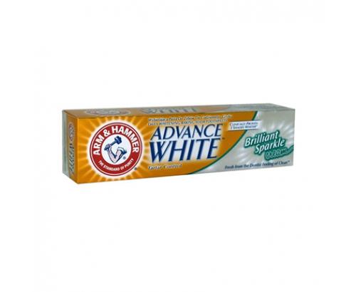 Паста за зъби Адванс Уайт 75мл