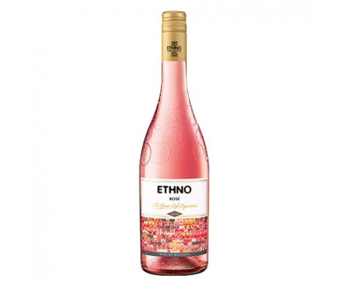 Вино Етно 750мл Розе