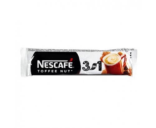 Кафе микс Нескафе 3в1 16г Карамелен лешник