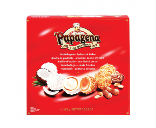 Бонбони Папагена Микс 300г
