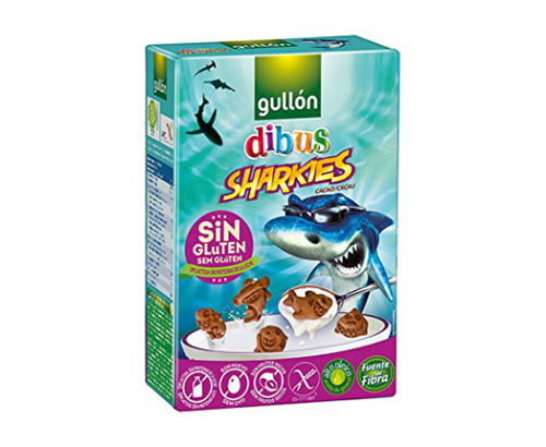 Бисквити Шаркис Гулон 250г Без глутен