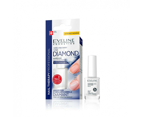 Заздравител за нокти Евелин 12мл С диамант