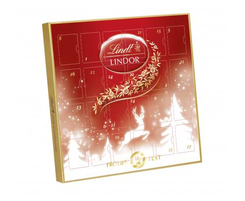 Коледен календар Линдт Линдор 109Г