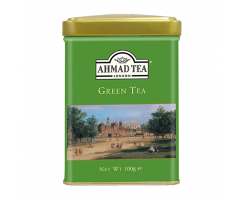 Чай Ахмад 100г Зелен Листа