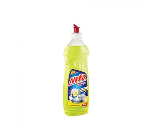 Препарат за съдове Медикс 450мл Омекотител Лимон