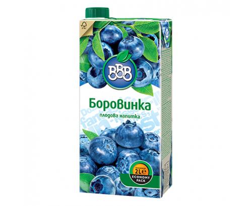 Напитка ВВВ 2л Боровинка