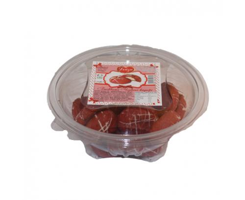 Бисквити Дейзи 250г Червено Кадифе