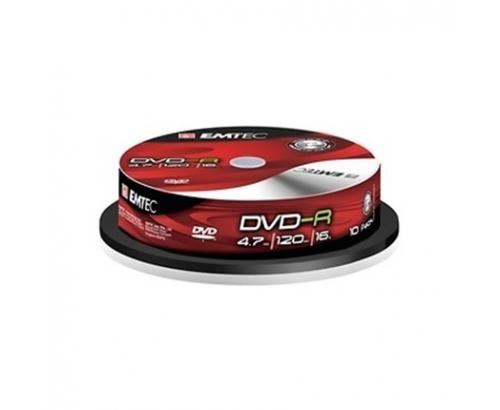 Дискове DVD 4.7GB 10бр