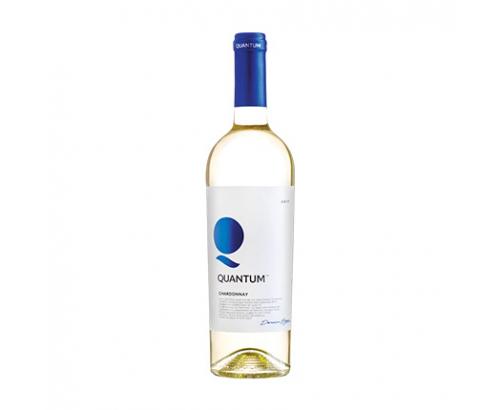 Вино Куантум 750мл Шардоне