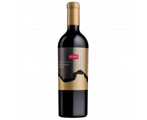 Вино Лице в Лице 750мл Каберне Совиньон, Сира и Регент