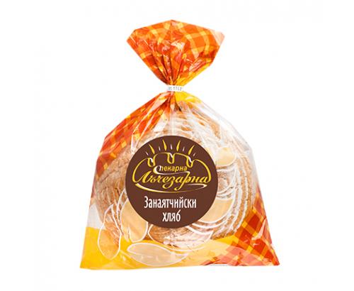 Хляб Занаятчийски Пекарна Лъчезарна 600г