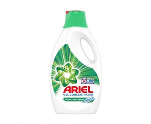 Гел за пране Ариел 2,2л Планинска пролет