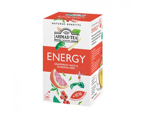 Чай Ахмад 20бр Природни ползи за енергия