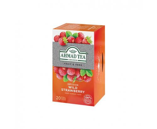 Чай Ахмад 20бр Плодов с дива ягода