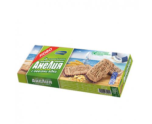 Бисквити Анелия 200г Овесени ядки