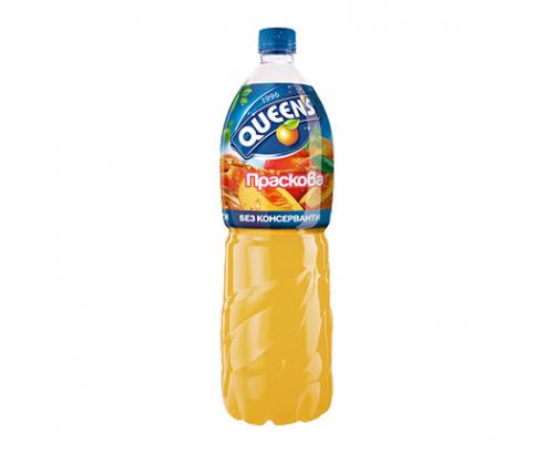 Напитка Куинс 2л Праскова