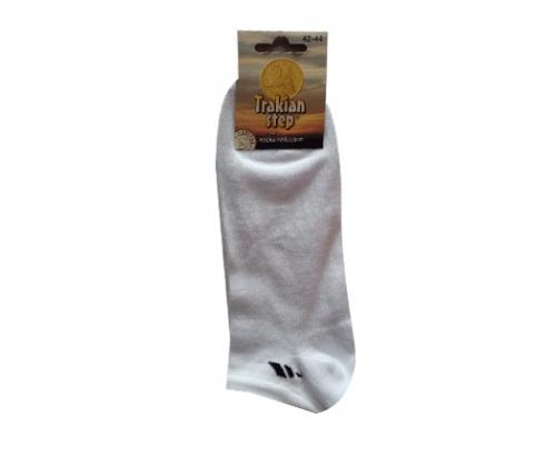 Чорапи за маратонка мъжки с шарка