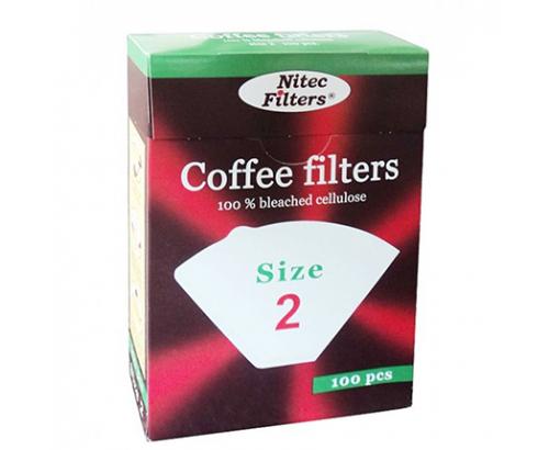 Филтър за кафе К2 100бр