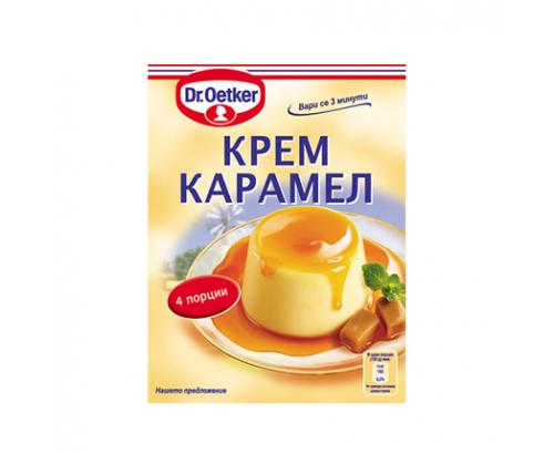 Крем карамел Д-р Йоткер 100г