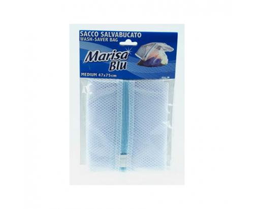 Мрежа за пране на дрехи Мариса Блу 47х75см