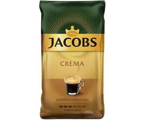 Кафе на зърна Якобск 500г Крема