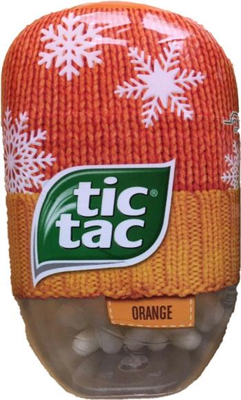 Коледен Тик Так С портокал