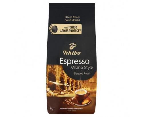 Кафе на зърна Тчибо Еспресо 1кг Милано