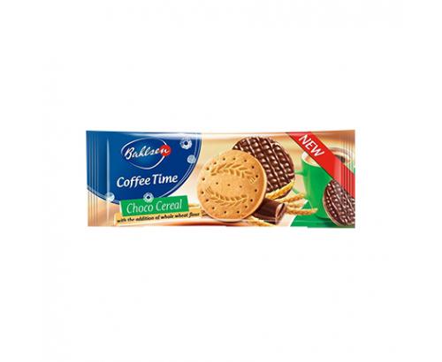 Бисквити Балзен 143г Пълнозърнести с шоколад