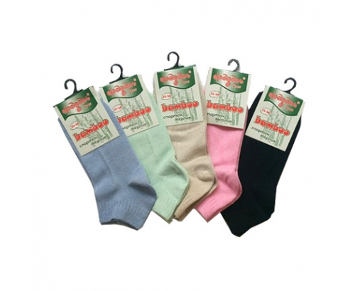 Чорапи дамски бамбук 35-38 номер
