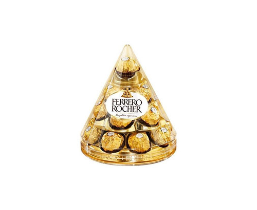 Шоколадов бонбони Фереро Роше 212.5г Конус