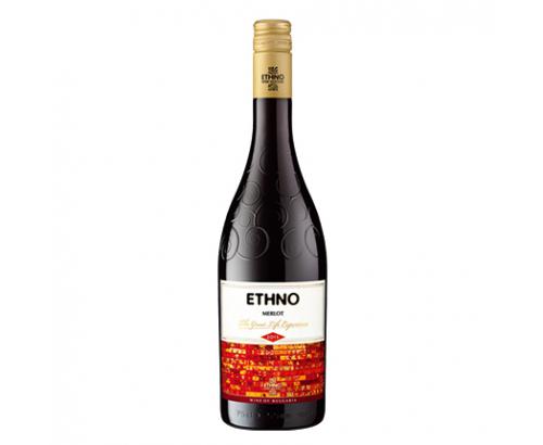 Вино Етно 750мл Мерло