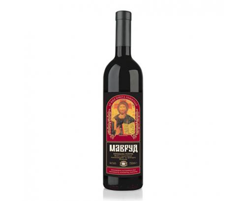 Вино Асеновград 750мл Мавруд Специална Резерва