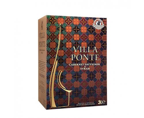 Вино Вила Понте 3л Каберне и Сира