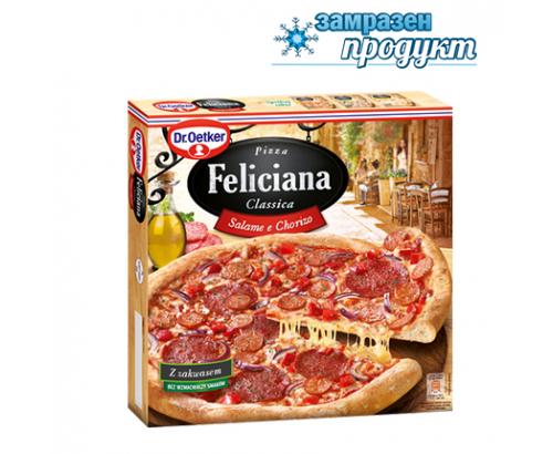 Пица Д-р Йоткер Феличиана 325г Салам и Чоризо