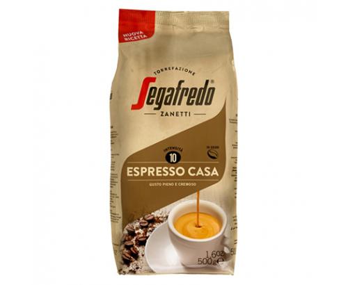 Кафе на зърна Сегафредо 500г Еспресо Каса