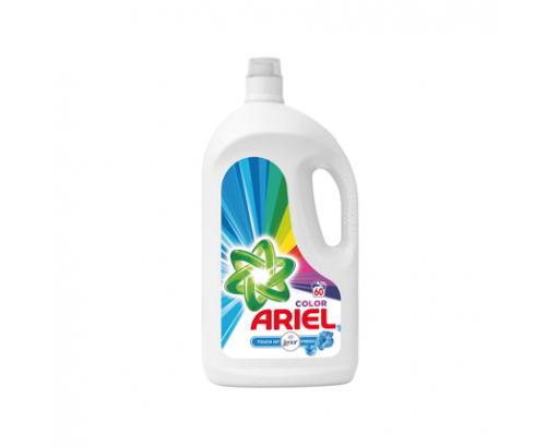 Гел за пране Ариел 60пранета 2в1 с Ленор