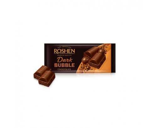 Шоколад Рошен Бабъл 80г Дарк