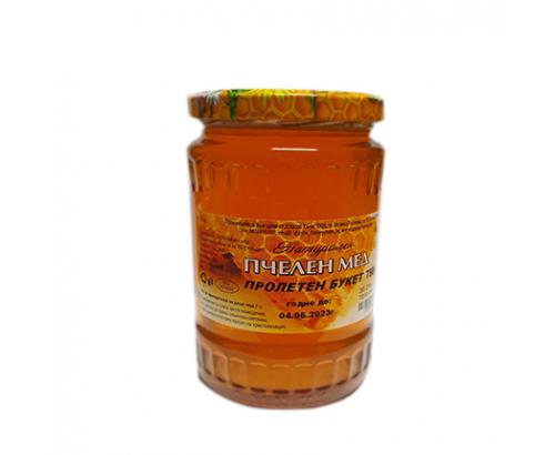 Пчелен мед 750г Пролетен букет