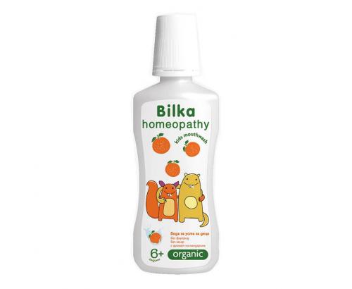 Вода за уста Билка 250мл Органик Детска 6м+ хомеопатична